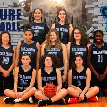 Collegium Charter High School - Girls' Varsity Basketball