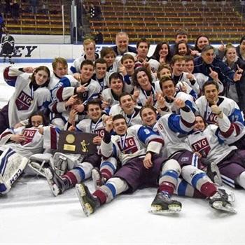 Farmington High School - Boys' Varsity Ice Hockey