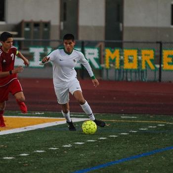 Livermore High School - Boys' Var. Soccer