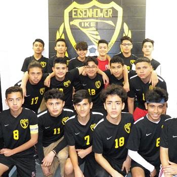 Eisenhower High School - Boys' Freshman Soccer