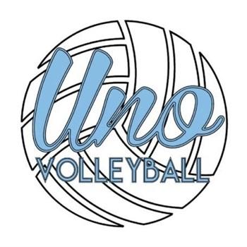UNO Volleyball - UNO Girls 16Blue