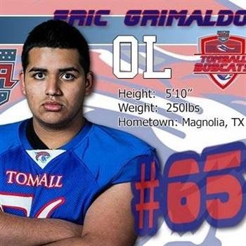 Eric Grimaldo