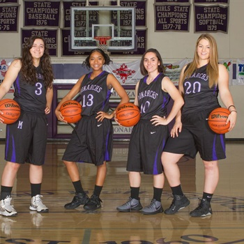 Manzano High School - Girls' Varsity Basketball