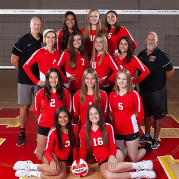 Whittier Christian High School - Girls' Varsity Volleyball