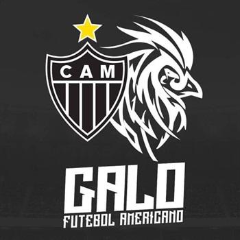 GALO Futebol Americano - Galo FA - Time Principal