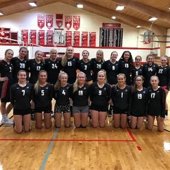Fall River High School - Girls' Varsity Volleyball