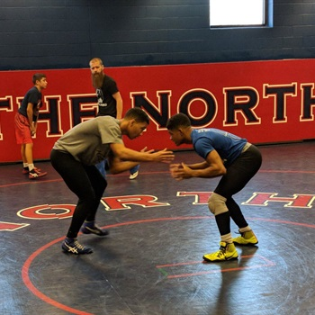 Olathe North High School - O.N. Wrestling