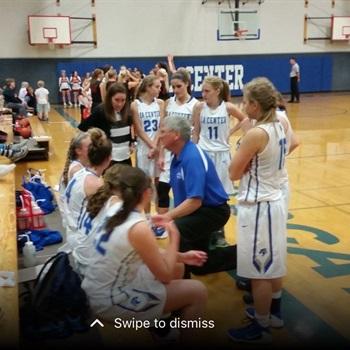 LaCenter High School - Girls' Varsity Basketball