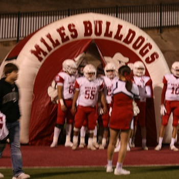 Miles High School - Boys Varsity Football