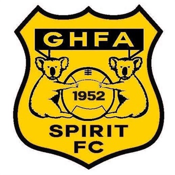 GHFA Spirit FC - 1st Grade