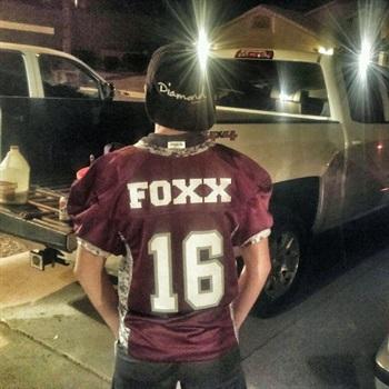 Tanner Foxx