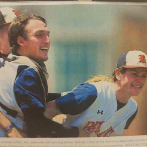 Bel Air High School - Boys' Varsity Baseball