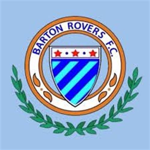 Barton Rovers Football Club - Barton Rovers 1st Team