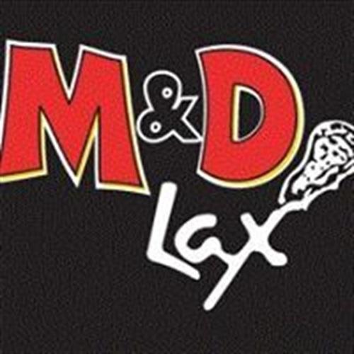 M&D Lacrosse Club - M&D 2021 Black