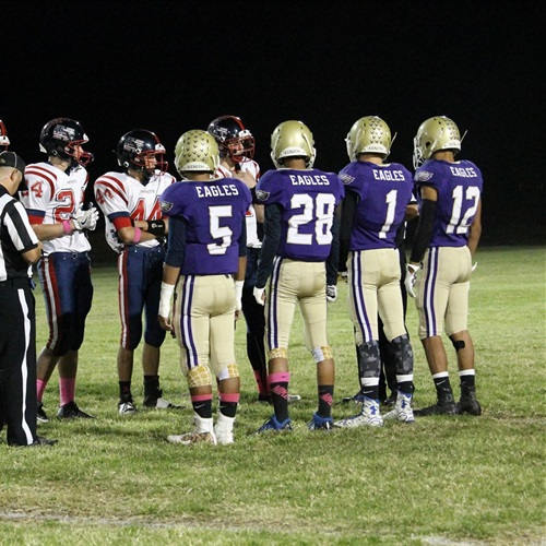 Lone Pine High School - Boys' Varsity Football