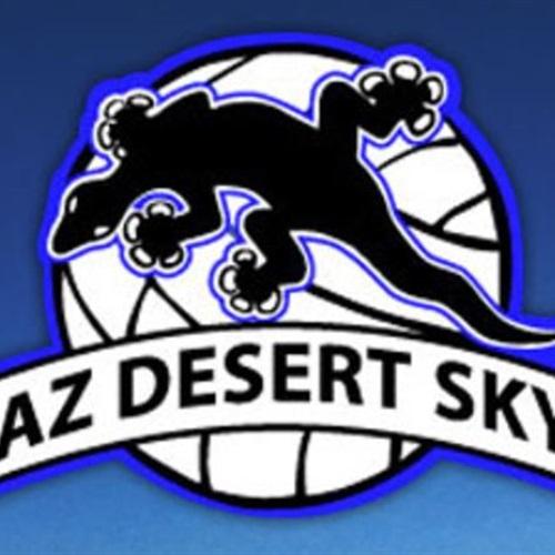 AZ Desert Sky Volleyball - 17 Premier