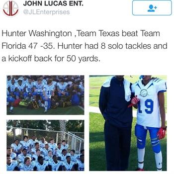 Hunter Washington