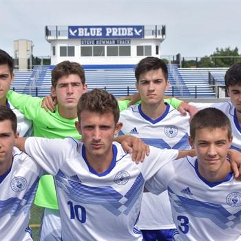 Attleboro High School - Boys' Varsity Soccer