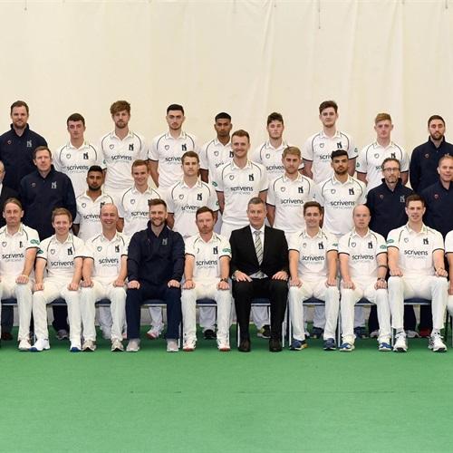 Warwickshire CCC - 1st Team