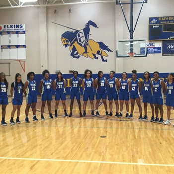 Elkins High School - Girls Varsity Basketball