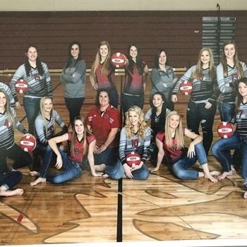Boone Central High School - Girls Varsity Volleyball