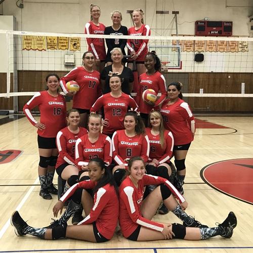Mountain Empire High School - Girls' Varsity Volleyball