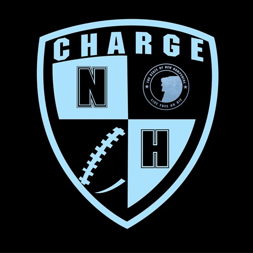 NH CHARGE FOOTBALL - New Hampshire Charge