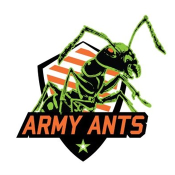 Coalition Lacrosse - U16 Army Ants - Orange & Fall Varsity Orange
