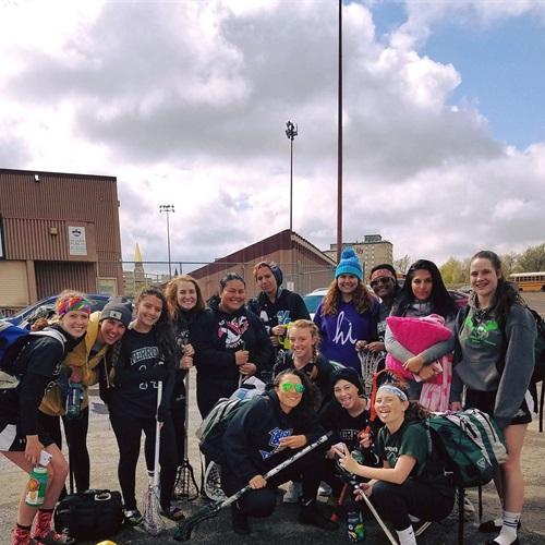 Palmer High School - Girls' Varsity Lacrosse