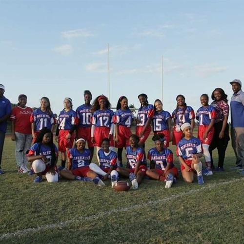 Pahokee High School - Girls' Varsity Flag Football