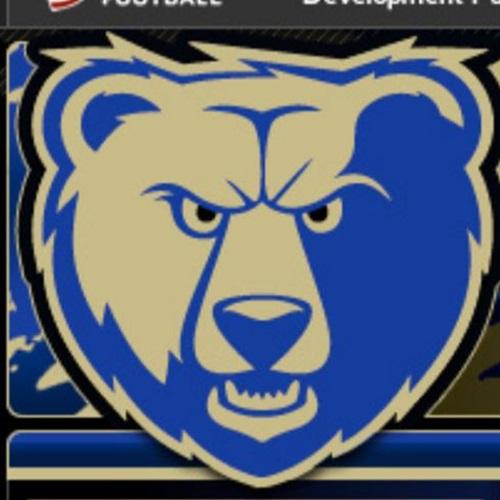 Tahoma Bears - Tahoma Bears 7/8 Gold