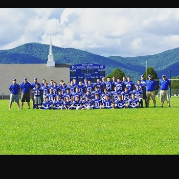 Central Middle School Football - Wartburg Central Middle School Bulldogs