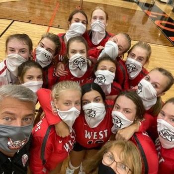 Lakota West High School - Girls Varsity Volleyball