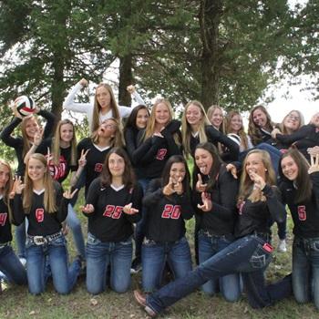 Franklin High School - Girls' Varsity Volleyball