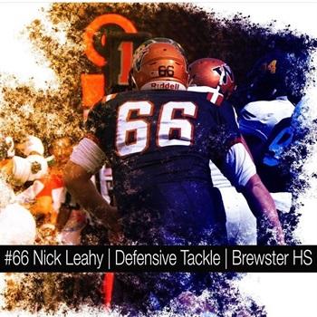 Nick Leahy