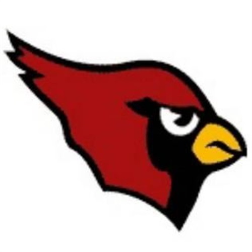 Mentor Cardinal Youth Football - A - White