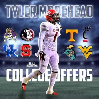 Tyler Morehead