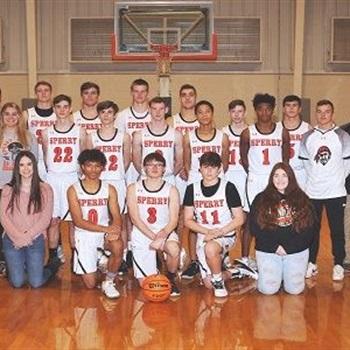 Sperry High School - Boys' Varsity Basketball