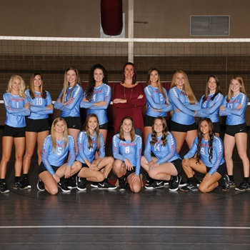 Lumberton High School - Girls' Varsity Volleyball