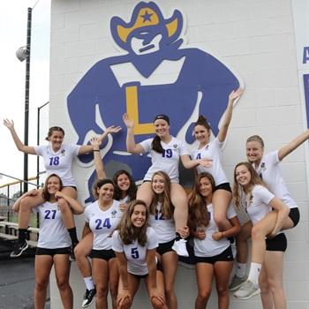 Lakewood High School - Girls' Varsity Volleyball