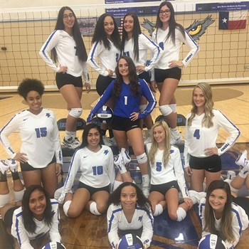 North Forney High School - Girls Varsity Volleyball