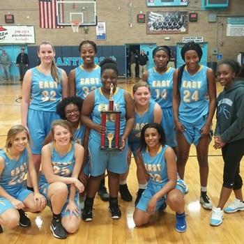 East Carteret High School - Girls Varsity Basketball