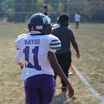 Jacari Hayes