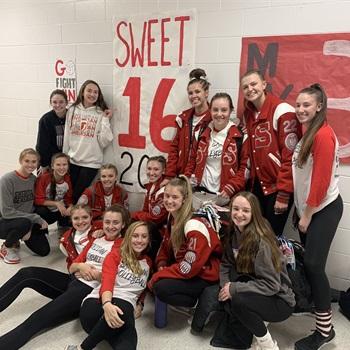 Sheridan High School - Girls Varsity Volleyball