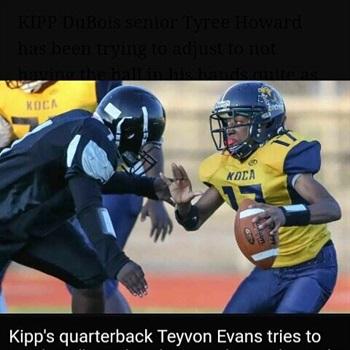 Teyvon Evans
