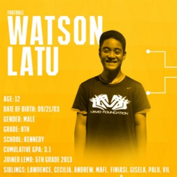 Watson Latu
