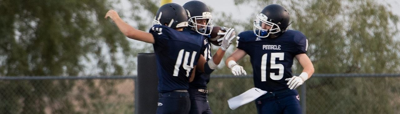 Jv Football Pinnacle High School Phoenix Arizona Football Hudl