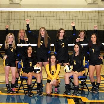 Wellman-Union High School - Varsity Volleyball