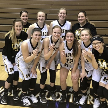 Madison/Hamilton High School - Girls Varsity Basketball