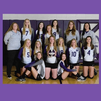 Norwalk High School - Girls' Varsity Volleyball